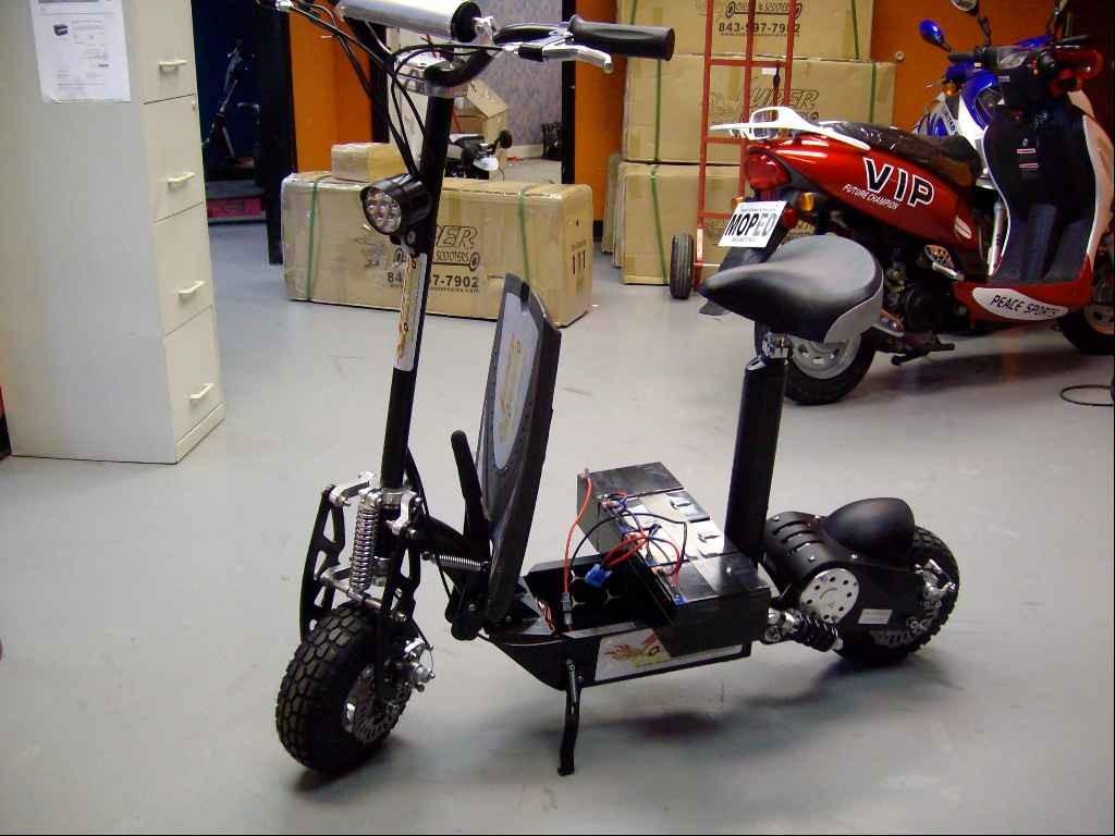 Beste Elektrische Scooter Kopen